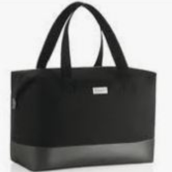 09bc2ad46a Issey Miyake LARGE Black Weekend Duffel